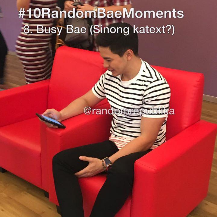 #10RandomBaeMoments with alden richards and random republika - #8