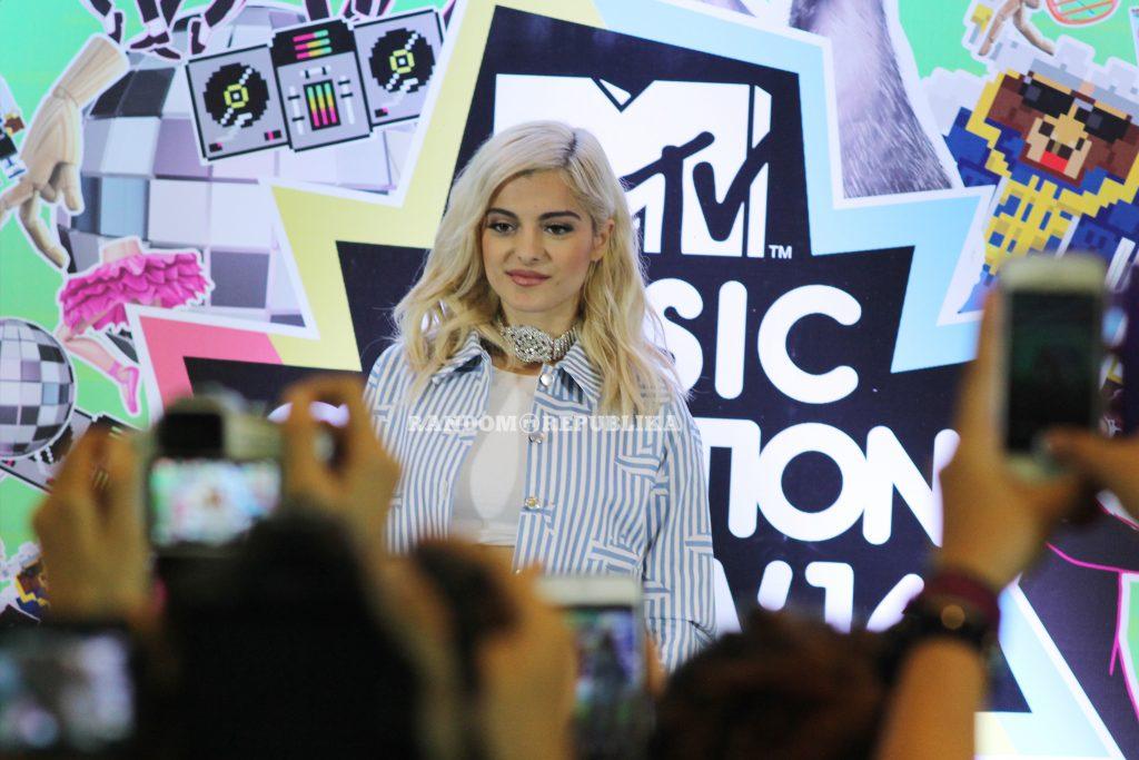 MTV Music Evolution Manila 2016 MTV Asia MTV Music Evo Bebe Rexha 6 copy