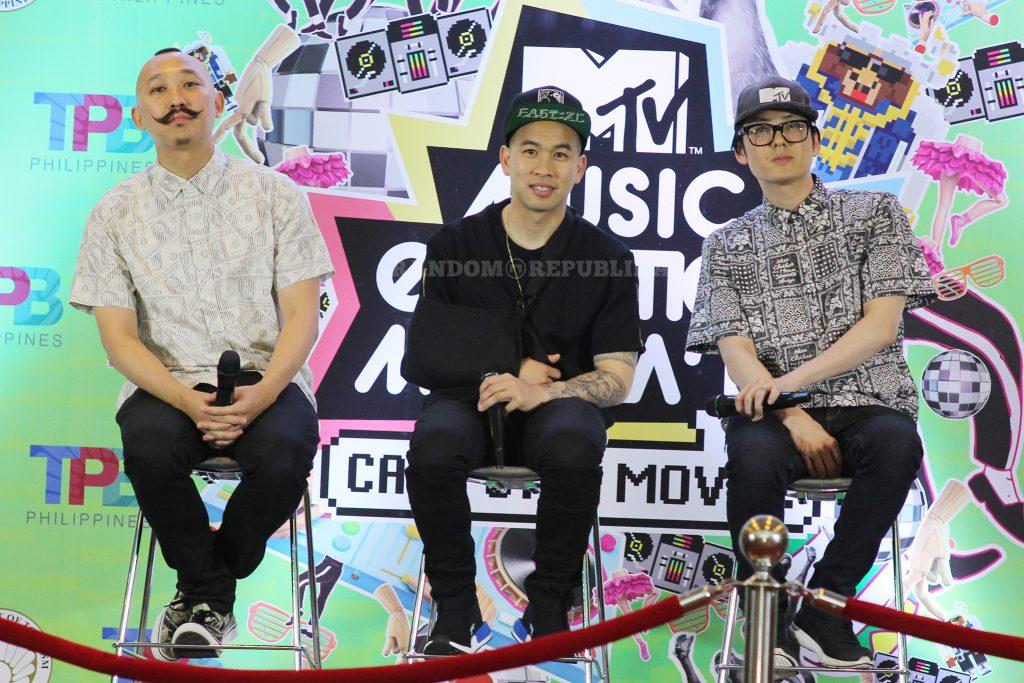 MTV Music Evolution Manila 2016 MTV Asia MTV Music Evo Far East Movement 1 copy