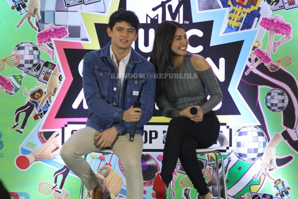 MTV Music Evolution Manila 2016 MTV Asia MTV Music Evo JaDine James Reid Nadine Lustre 1 copy