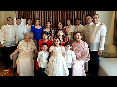 duterte family at the presidential inauguration june 2016