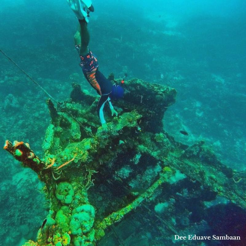 Skeleton Wreck Dive