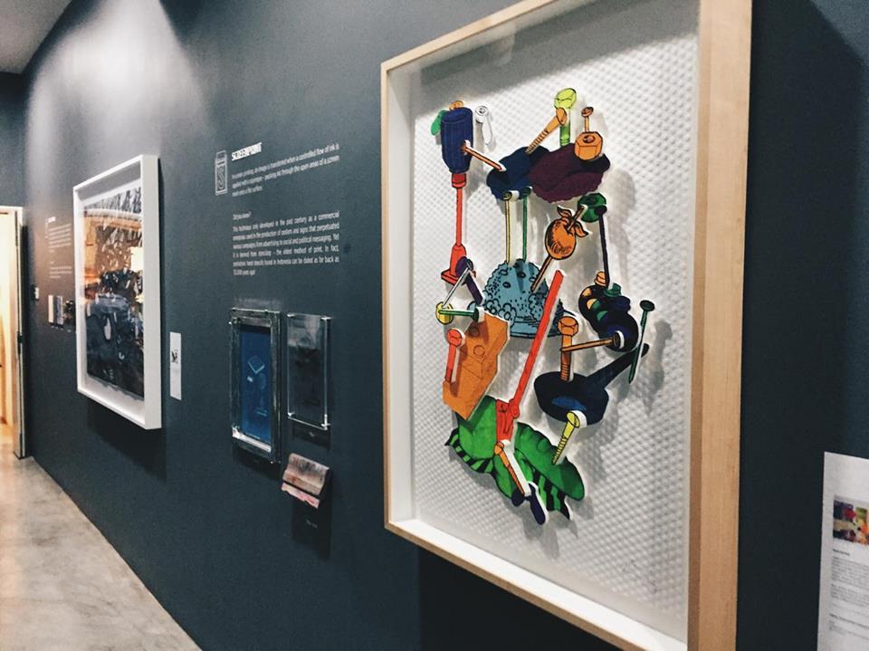 stpi gallery exhibit singapore artwork from paper