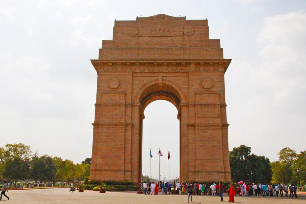 india-gate-thursday-in-delhi-india
