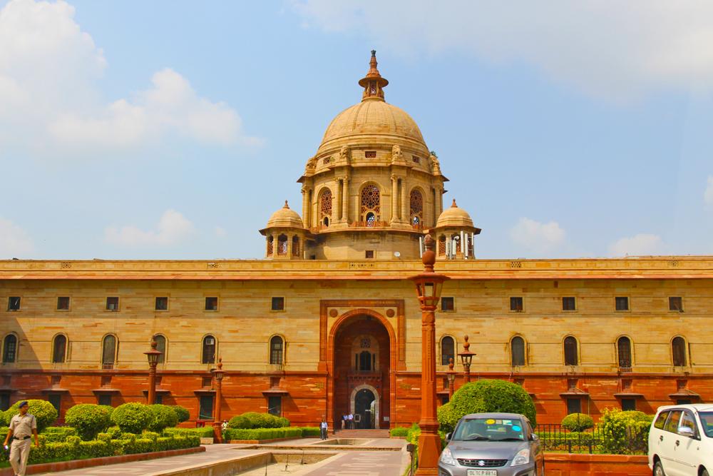 parliament-delhi-india-facade