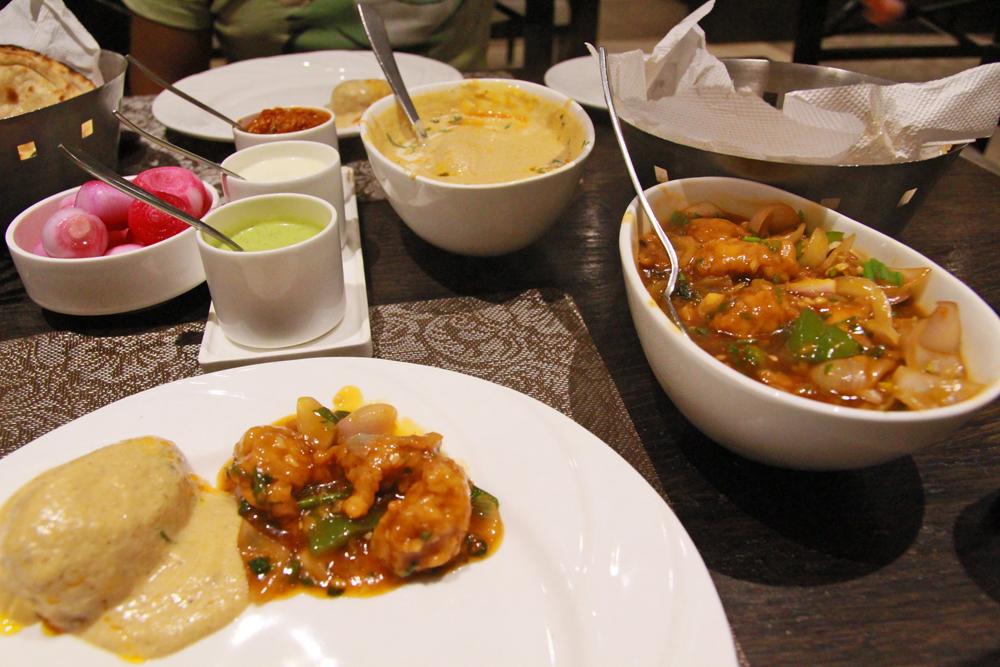 pinch-of-spice-malai-kofta-chili-chicken