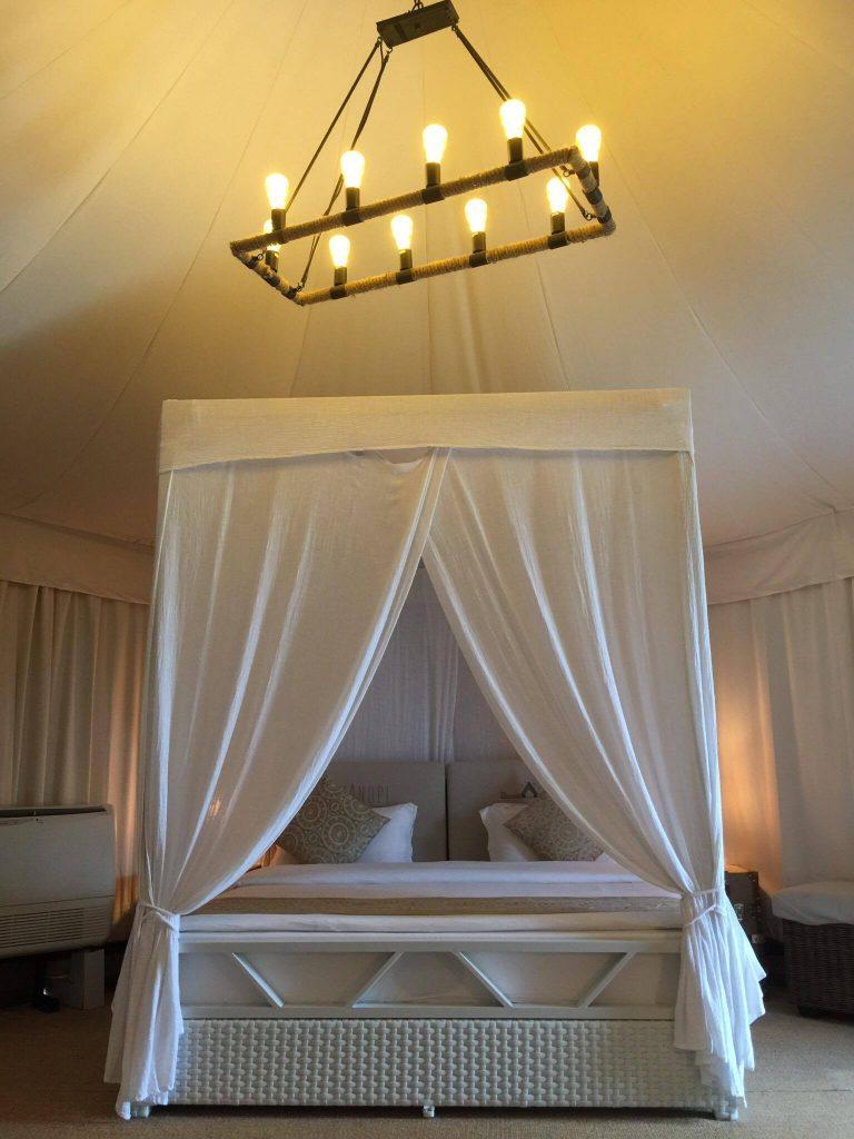 bed-at-the-canopi-bintan-resort-inside-tent