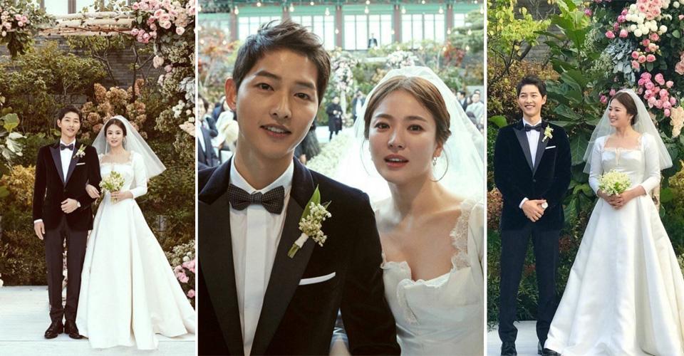K Drama Fandom Went Crazy When Descendants Of The Sun Couple Song Joong Ki